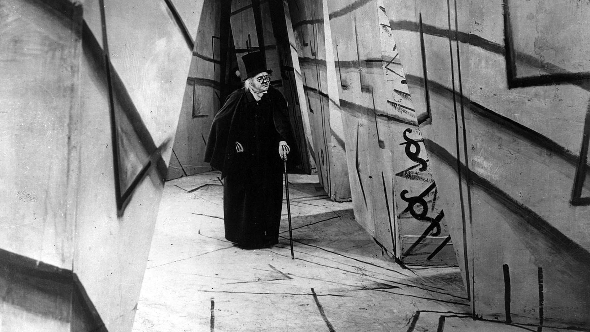 Кабинет доктора калигари 1920  кинопоиск