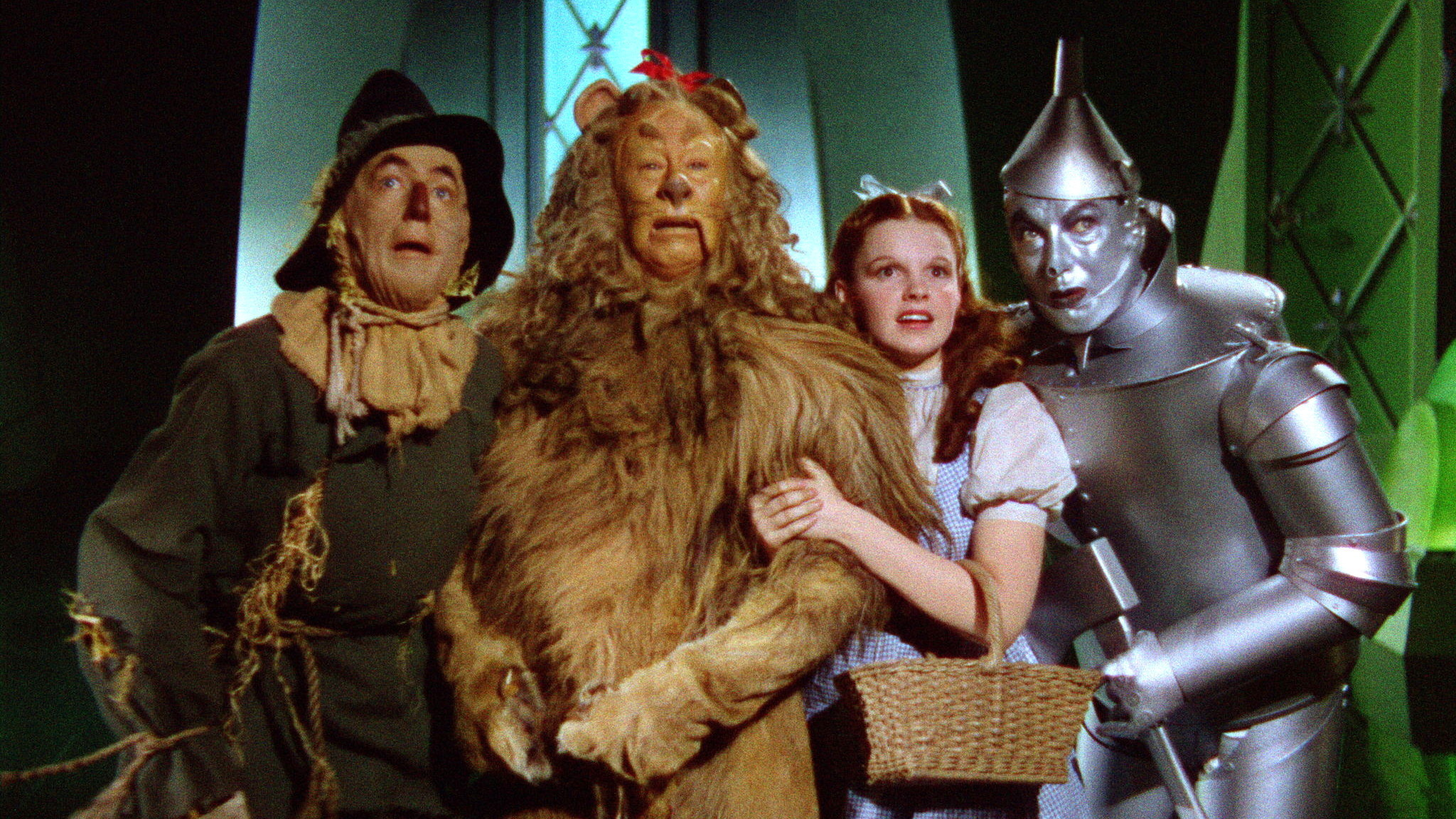 overcoming self denigration and discovering self actualization in the wizard of oz a film by victor