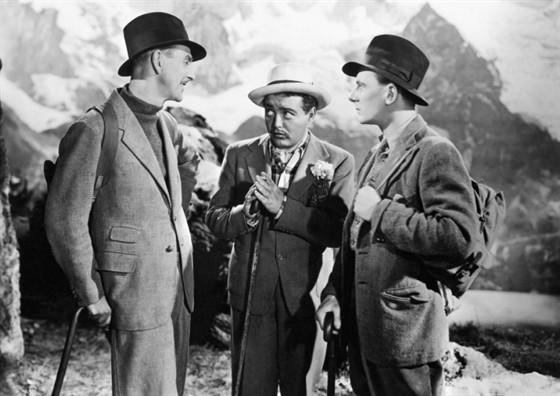 Image result for secret agent 1936